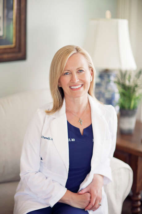 Dr. Christina Pramudji, a Houston urologist who opened a rare practice that caters exclusively to women, is using a new laser device for post-menopausal women and cancer survivors. Photo: Courtesy / Pinky Promise Photography