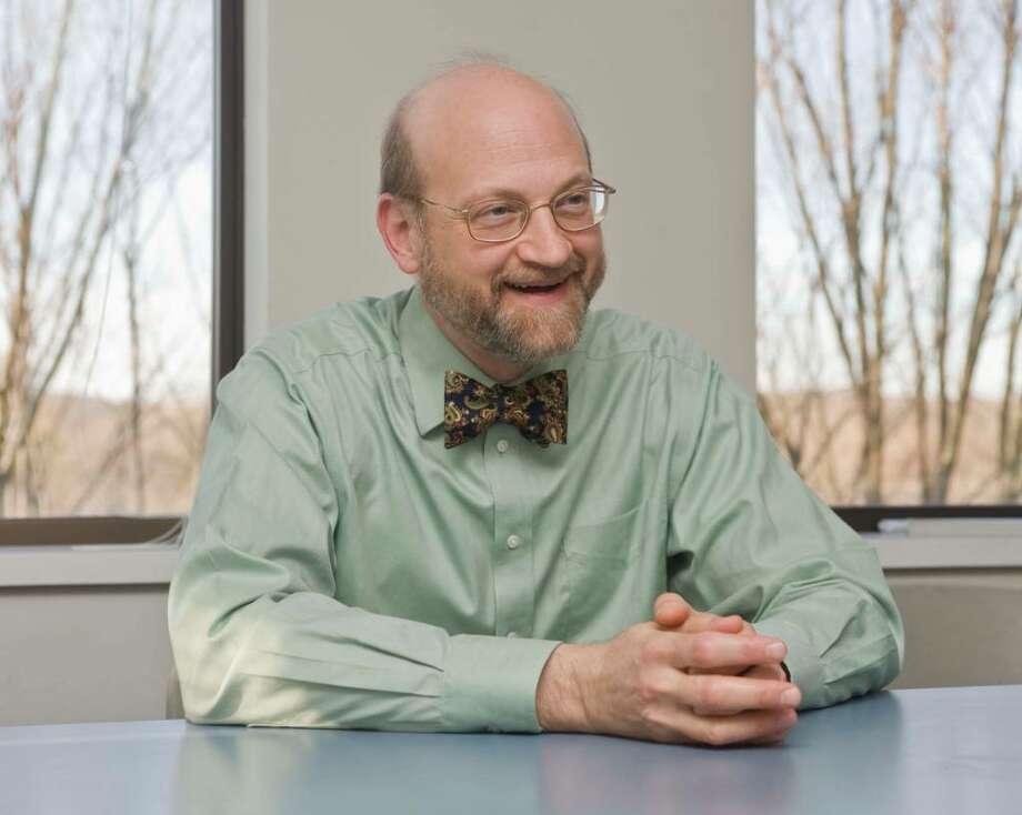 Dr. Samuel Markind, an expert in dementia at Associated Neurologists, P.C., on Sand Pit Road. Thursday, Mar.18, 2010 Photo: Scott Mullin / The News-Times Freelance