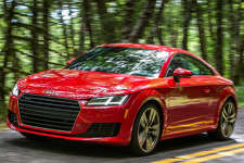 2015 San Antonio Auto & Truck Show - 2016 Audi TT