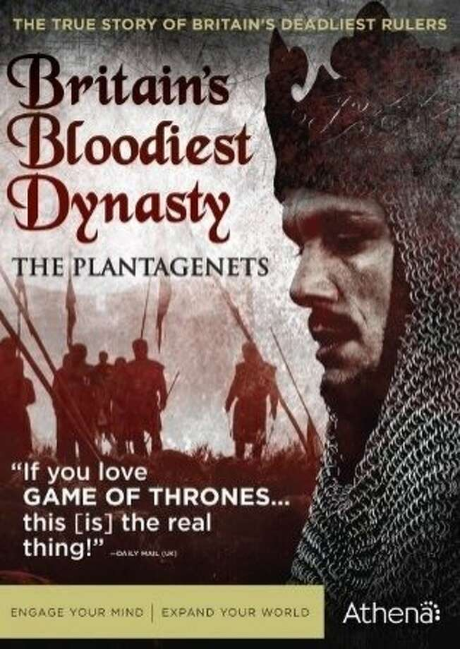 "dvd cover ""Britain's Bloodiest Dynasty: The Plantagenets"" Photo: Acorn Media"