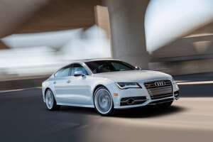 New Audi program in S.F. rents cars only to luxury condo residents - Photo