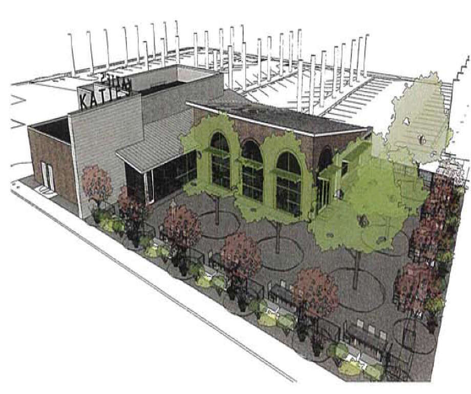 A restaurant and bar named Down on Grayson is being built across from The Pearl by the owners of Josephine Street and Gruene Hall and Mozie's Bar and Grill in New Braunfels. Photo: Courtesy