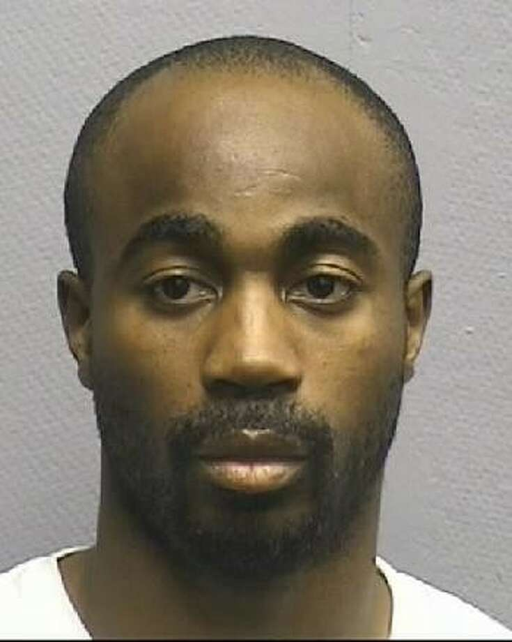 Chimene Onyeri, a person of interest in an Austin shooting over the weekend involving a Travis County judge, has been charged with murder in a Harris County case. Photo: Houston Police Department