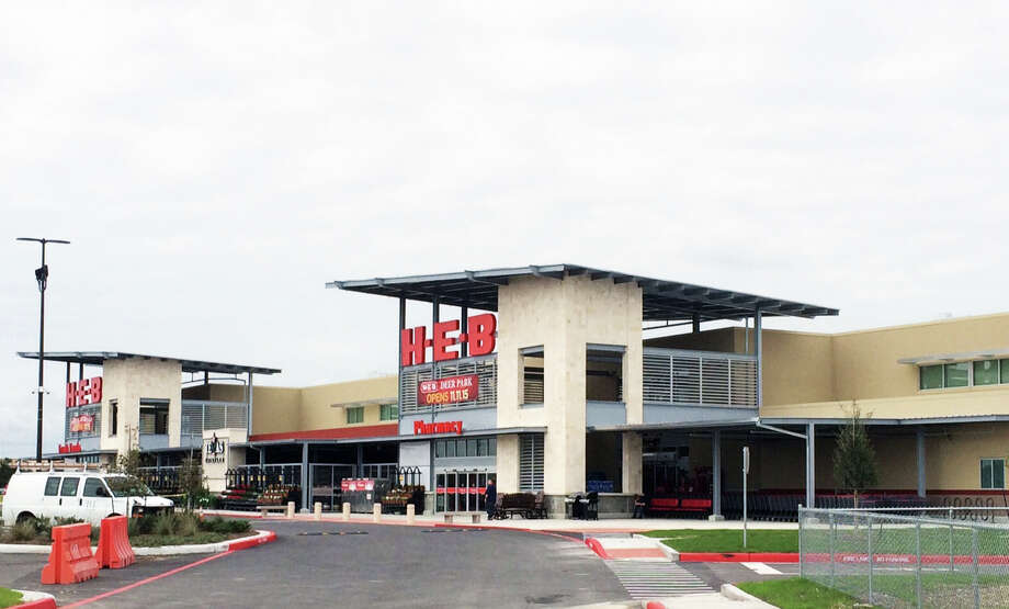 H-E-B will open a store in The Junction at Deer Park Wednesday, marking the first phase of a new community retail center being planned by Cencor Realty Services.