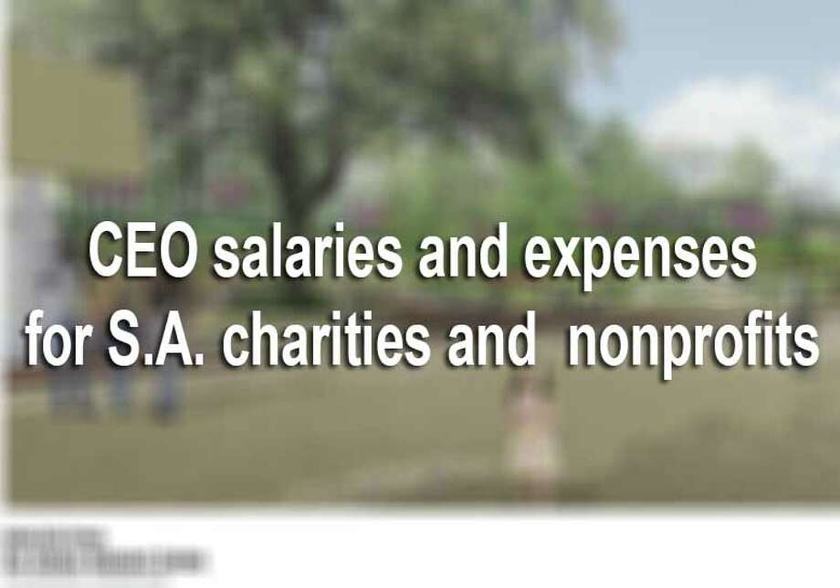 Here are the budget breakdowns — including executive salaries and total expenses — for local nonprofits, in order from the least to the highest-paid leaders.All data was found using GuideStar's database and 990 Forms and is current as of the noted date. Photo: San Antonio Botanical Garden, File