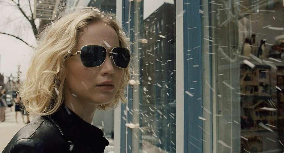 "Jennifer Lawrence has the title role in ""Joy."" Photo: Twentieth Century Fox, McClatchy-Tribune News Service"