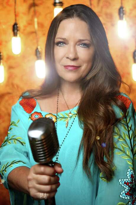 Carlene Carter is the daughter of June Carter Cash and stepdaughter of Johnny Cash. Photo: Rachel Murray-Framingheddu