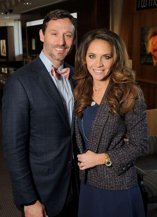 Brad and Joanna Marks