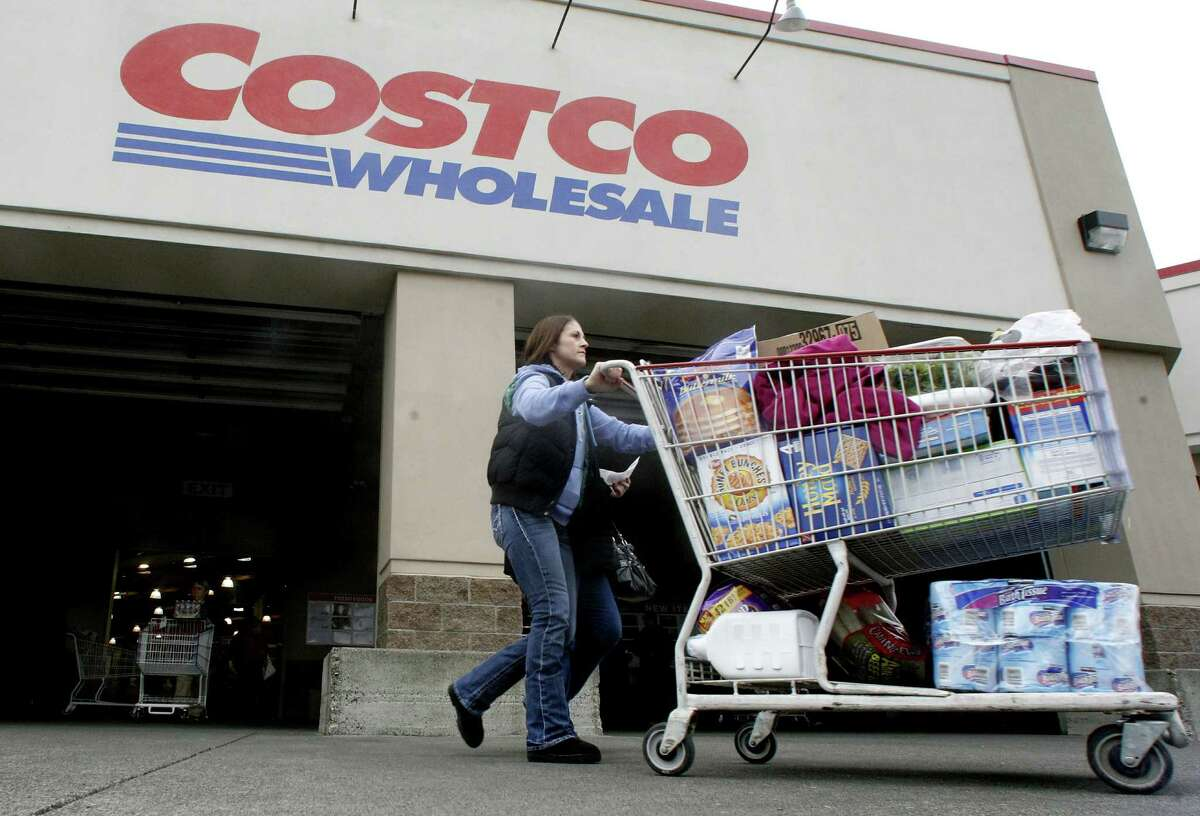 CostcoJames Sinegal, 47 The first Costco opened in Seattle in 1983. By the end of the year two, additional locations had opened in Portland, Oregon and Spokane, Washington. Find out more.