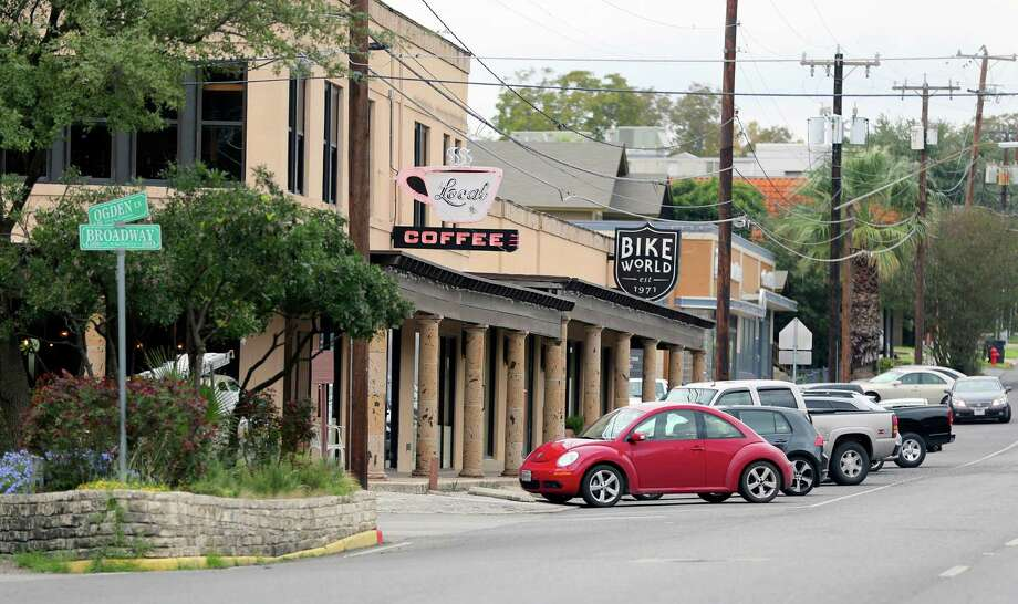 Local Coffee Photo: William Luther /San Antonio Express-News / © 2015 San Antonio Express-News