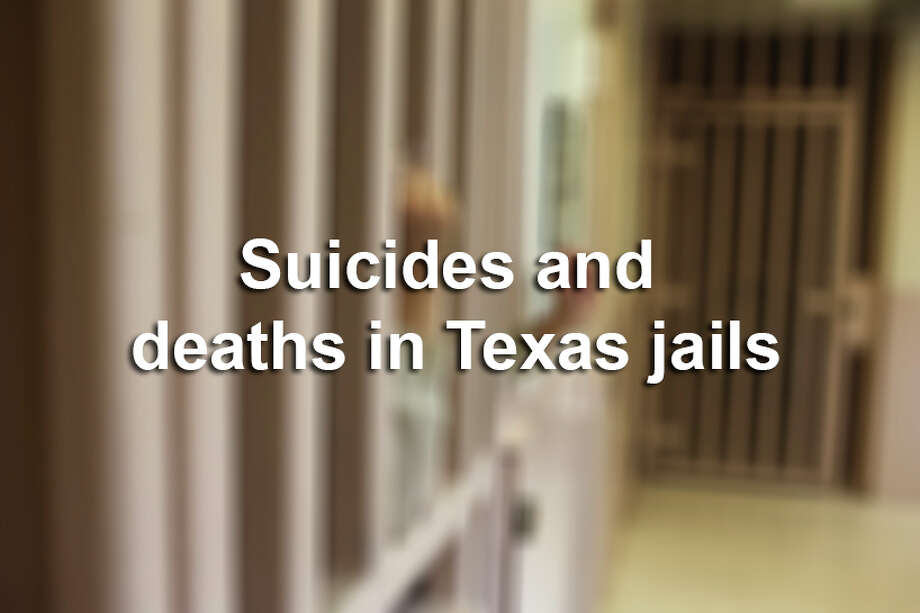Suicides and deaths in Texas jails. / © 2015 San Antonio Express-News