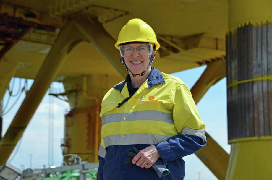 Ann Pickard worked for Shell for 15 years, including stops in Nigeria and Australia. Photo: Jennifer A. Dlouhy / Houston Chronicle
