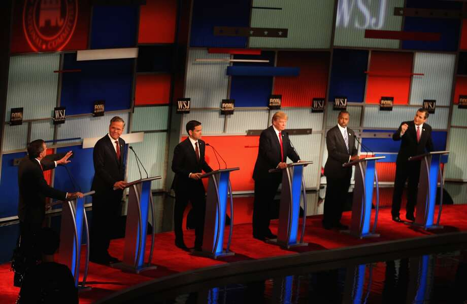 Tuesday's GOP debate did not fail in bringing the classic one-liners that the candidates dish out to each other.Click through the slideshow to see the best zingers from Tuesday's debate.