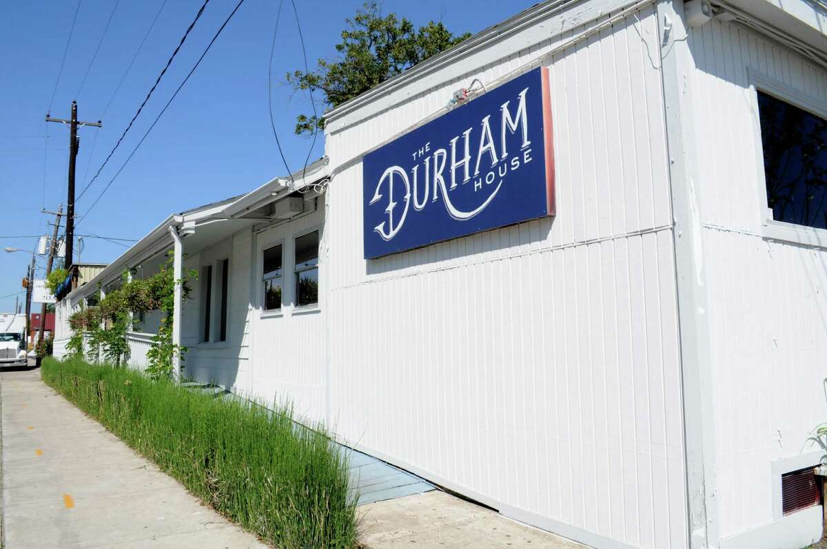 Exterior of The Durham House. The restaurant closes June 25.
