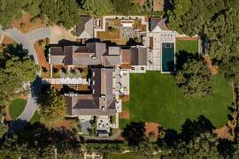 A 20,375-square-foot spec home at 119 Tuscaloosa in Atherton, Calif., sold for $35.3 million on Nov. 3, 2015.
