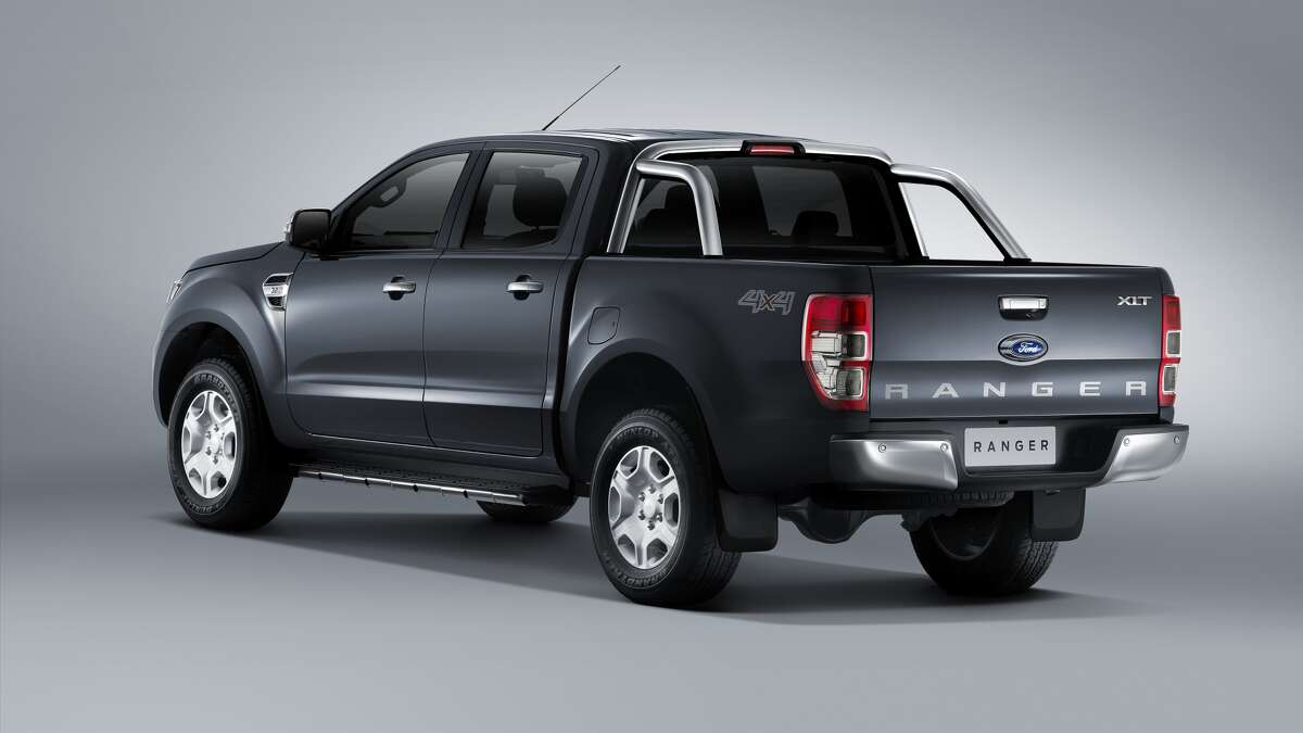 A concept image of a new Ford Ranger pickup is shown. Keep clicking to see the top new cars that owners keep the longest: