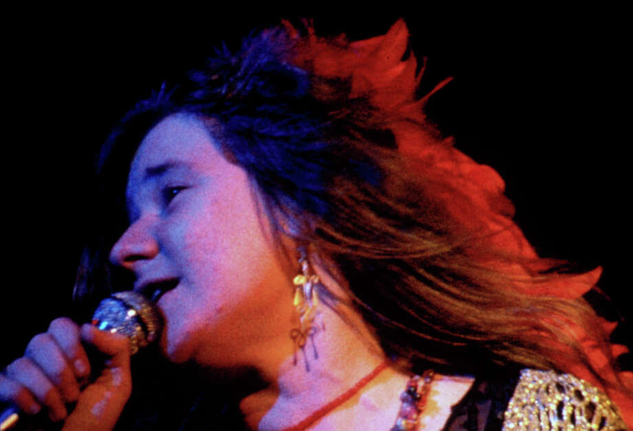 "Port Arthur native Janis Joplin is the focus of the film ""Janis: Little Girl Blue."" Photo: HO / AP"