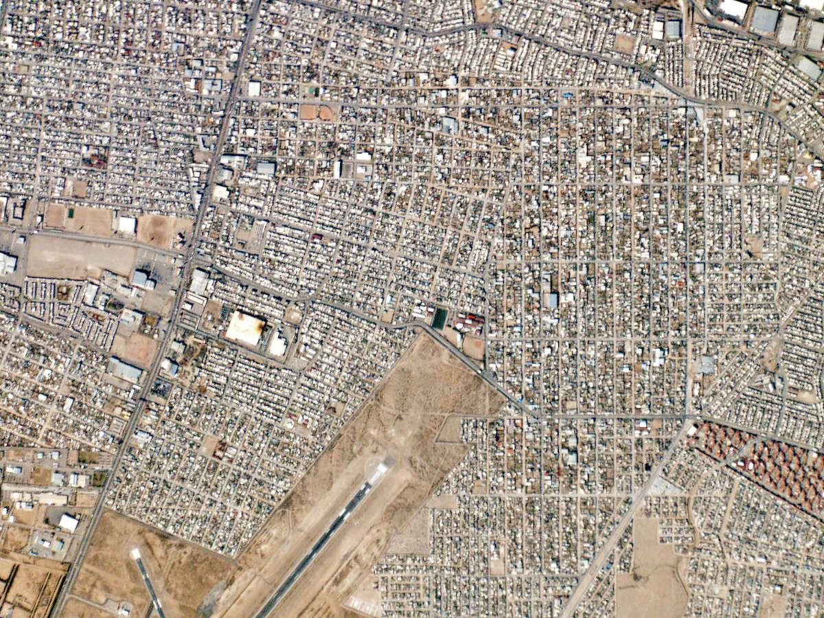 Mexican border city