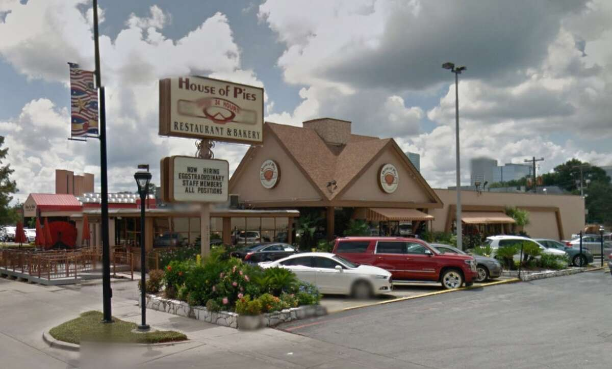 House of Pies 3112 Kirby, Houston, Texas 77098 Demerits: 13 Inspection highlights: No hand-cleaning soap. Hand-washing sink not accessible to employees at all times (observed equipment stored in hand-sink). Observed powdered sugar in bulk-bin without cover/lid. Photo by: Google Maps