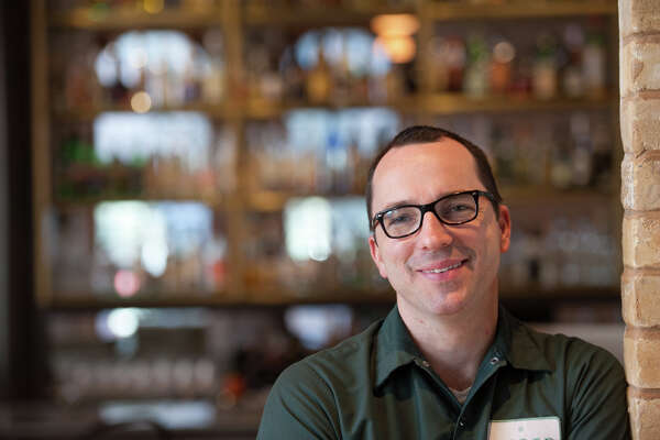 Steve McHugh is the chef-owner of Cured at The Pearl.