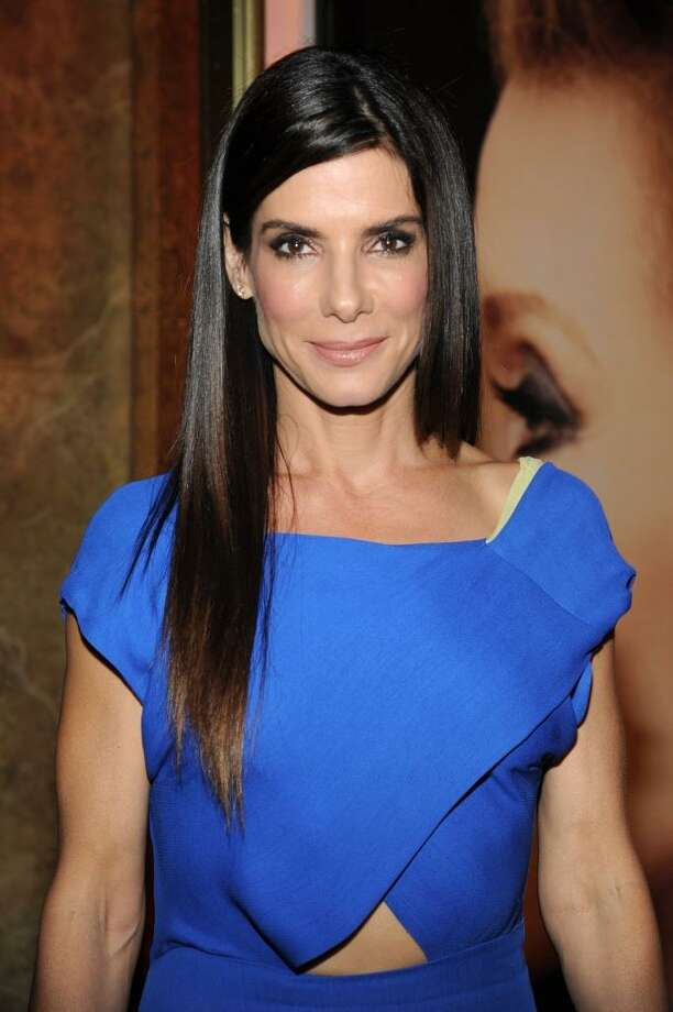Superstar Sandra Bullock today
