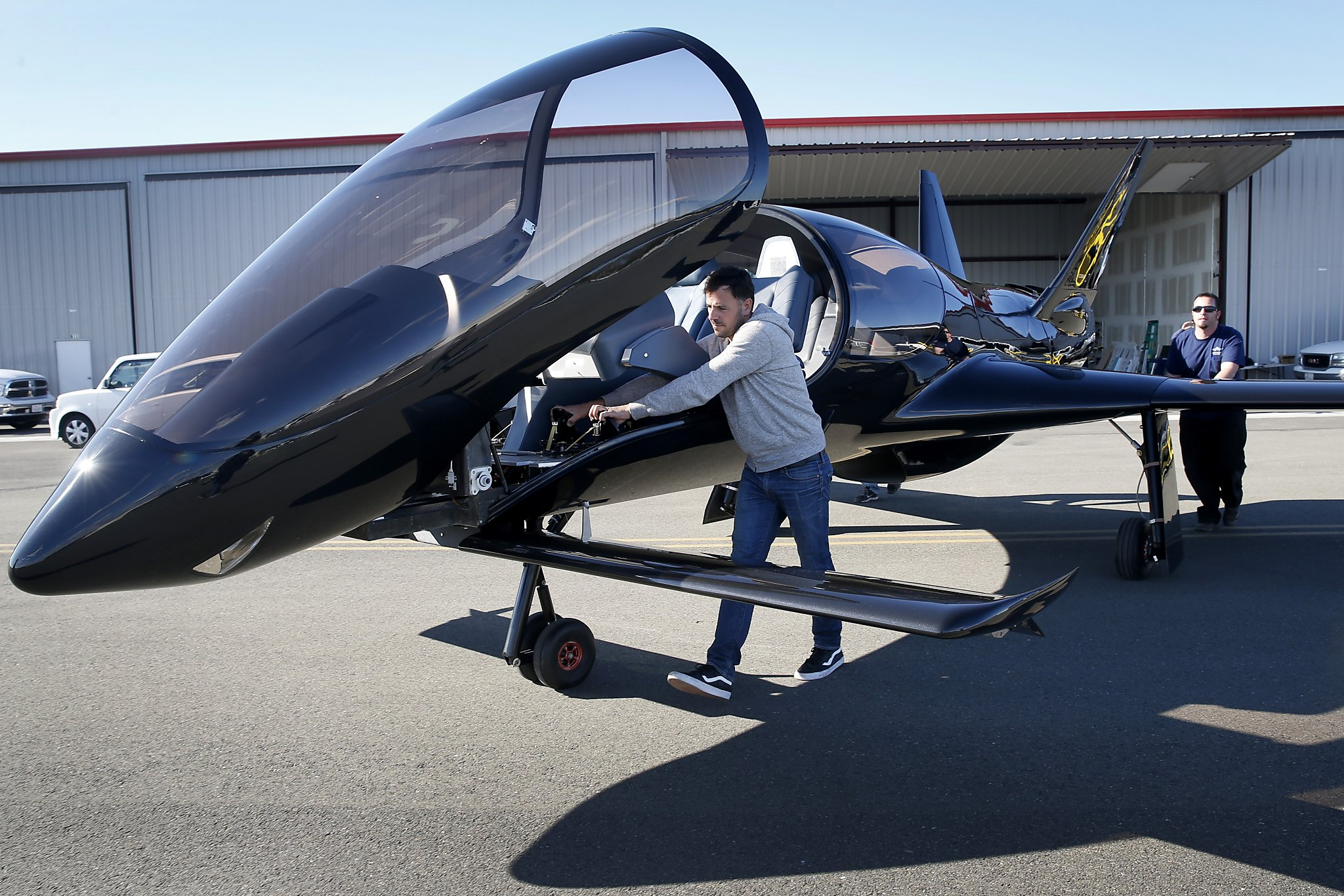 S F Startup Cobalt Launches Sleek Private Planes