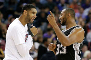 What are the Spurs thankful for today? - Photo