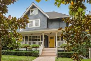 Capitol Hill Craftsman - Photo