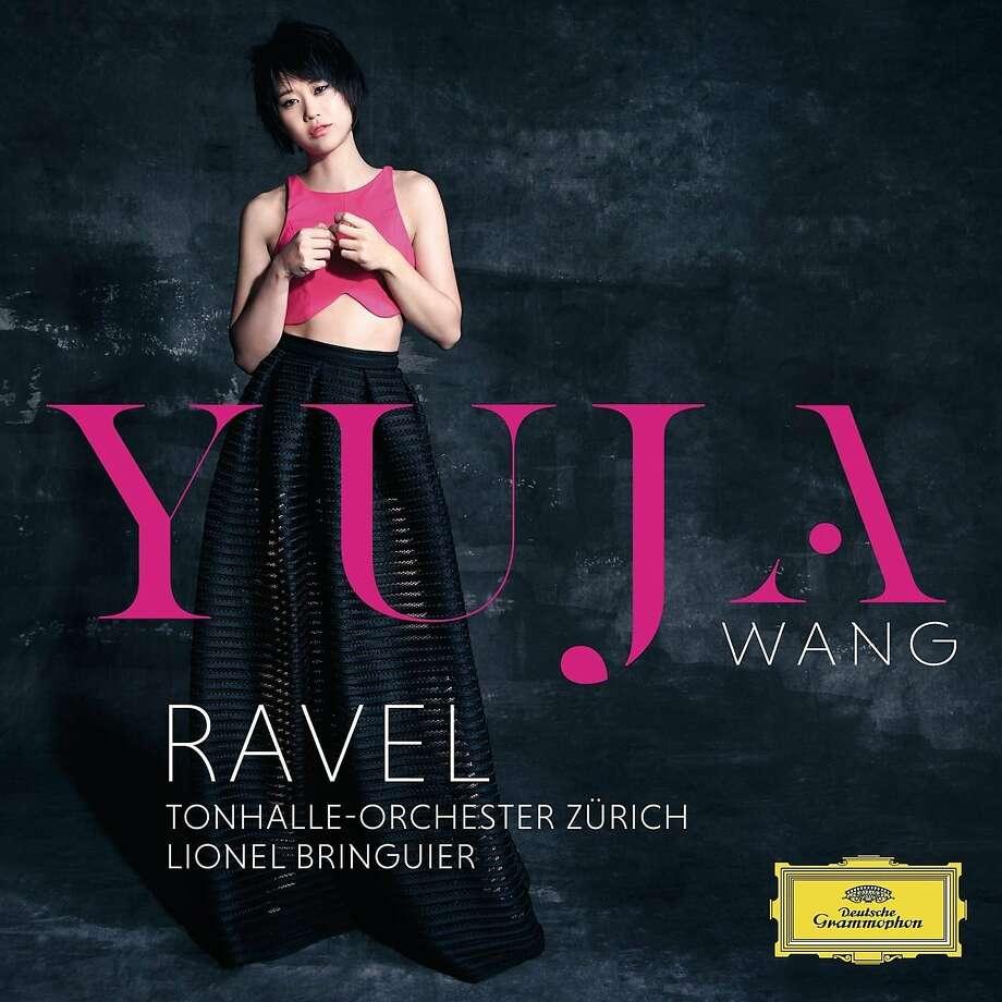 Ravel: Piano Concertos Photo: Deutsche Grammophon