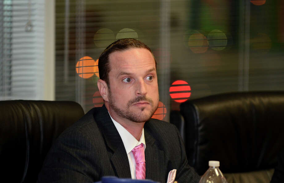Republican Jonathan Hoch won the District 17 seat in the Board of Representatives by one vote after Tuesday's recount. Photo: Amy Mortensen / Amy Mortensen / Connecticut Post Freelance