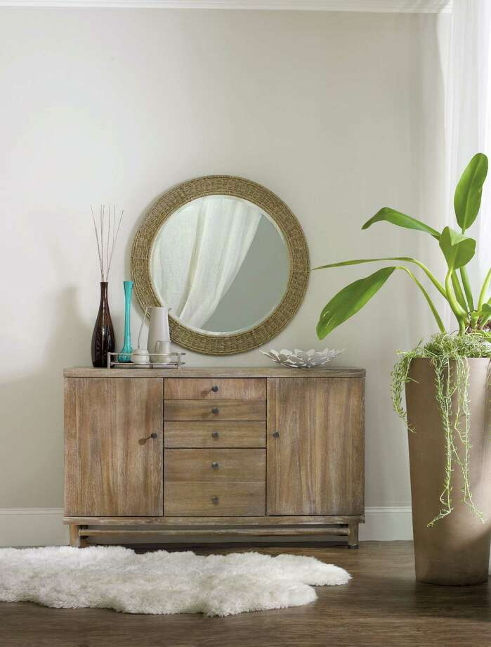 Captivating The Norden Storage Credenza From Hooker Furnitureu0027s Studio 7H Collection  Functions As A Piece For The