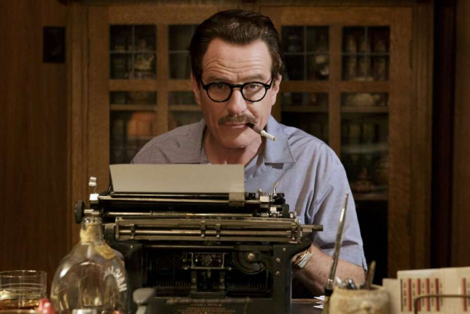 "Bryan Cranston stars in the movie ""Trumbo."" Photo: Hilary Bronwyn Gayle, McClatchy-Tribune News Service"