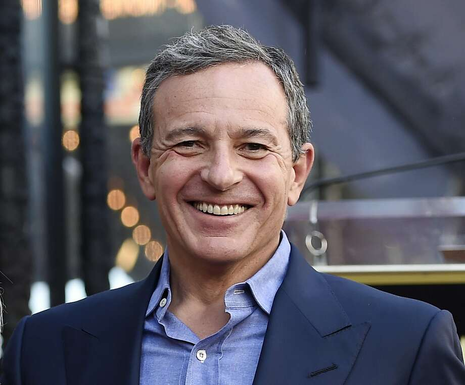 """Disney CEO Bob Iger tweeted an apology and promised to donate to Emerson Elementary in Berkeley after the school received a request to pay $250 for screening """"The Lion King"""" without a license. Photo: Chris Pizzello, Associated Press"""