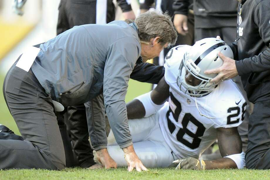 3 Raiders starters among the list of injured