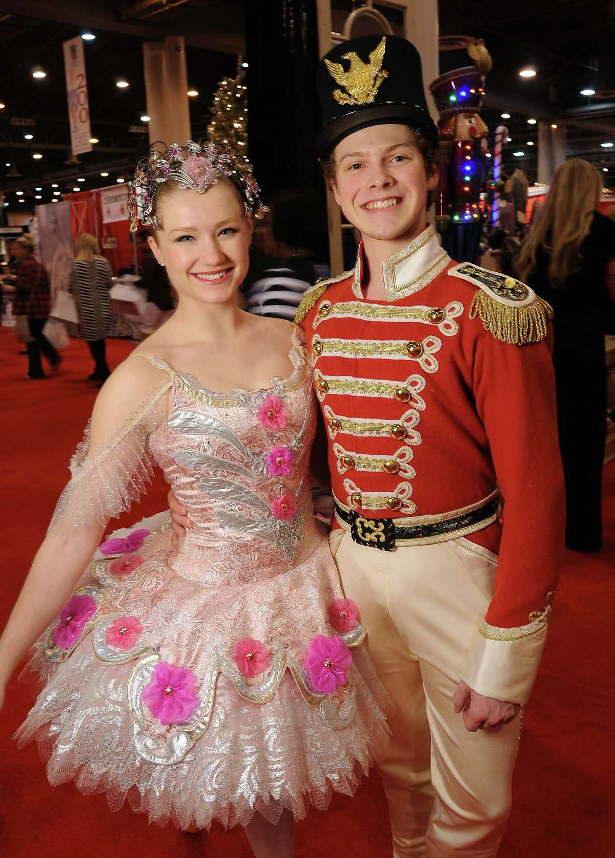 Hacks, tricks for the Nutcracker Market The annual event brings thousands of holiday shoppers to the NRG Center for an entire weekend of shopping festivities. Several Houston Chronicle employees have gone to the annual event for years and they're sharing their tips, tricks, and hacks to properly succeeding at the Nutcracker Market. Continue through the photos to see the tips for the annual event.