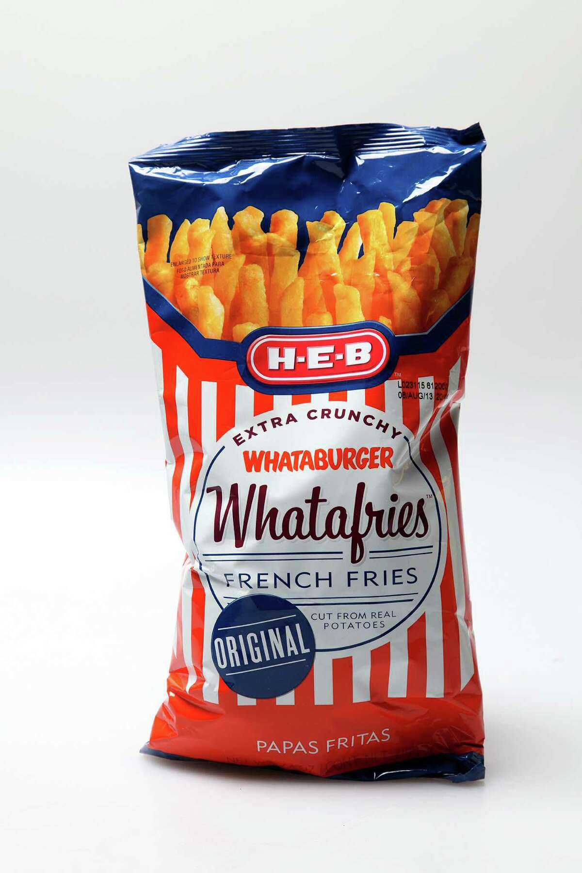 Whataburger's Whatafries and other Texas brands that previously were available only in H-E-B stores are among the 50,000 products available for shipment.