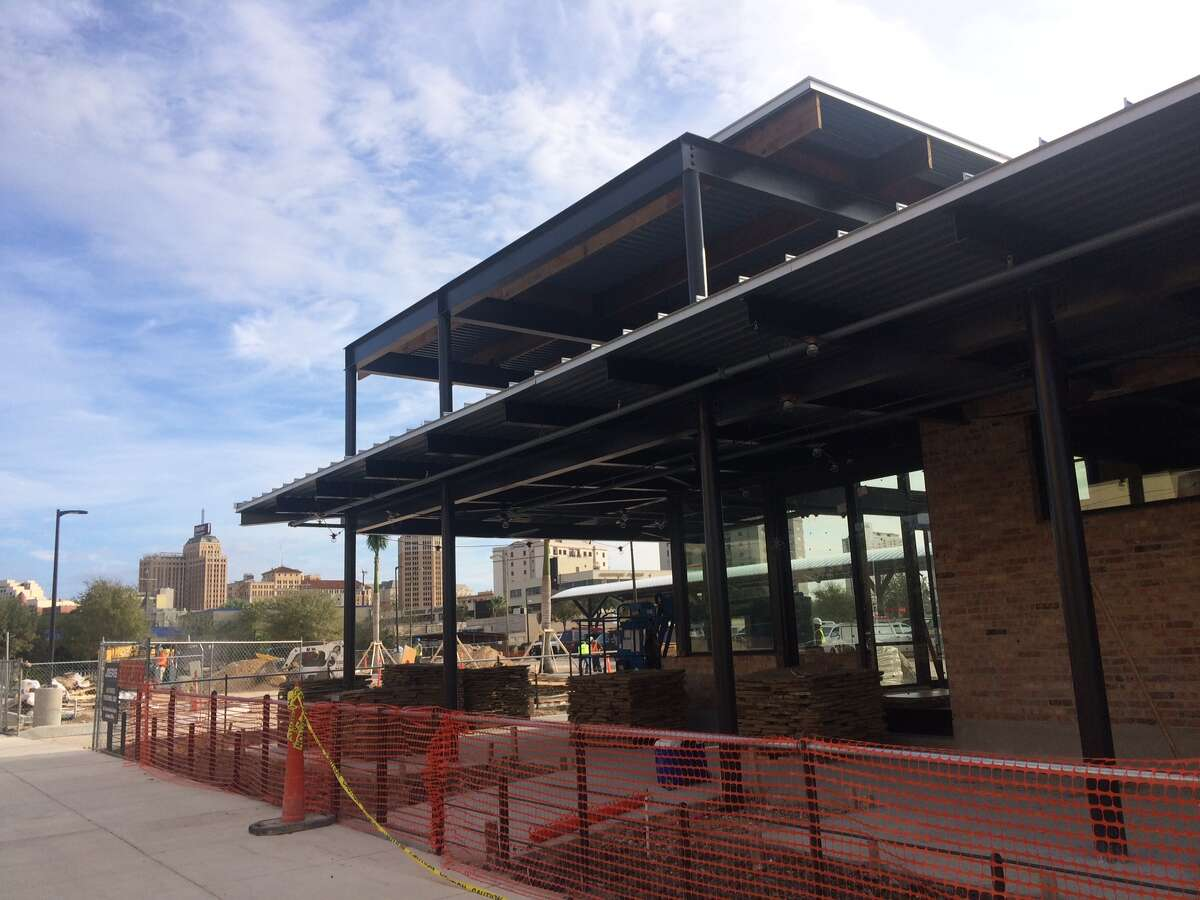 An inside look at the new downtown San Antonio H-E-B, which will open at César Chávez and South Flores Street on December 2.