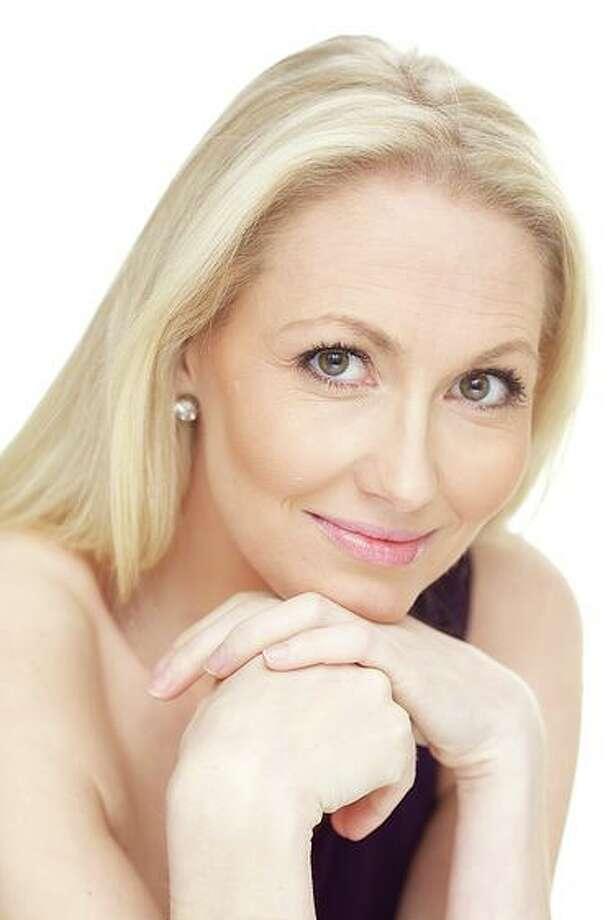 "Icelandic soprano Disella Larusdottir will be featured in ""An Opera Gala"" on Sunday, Nov. 15, in Danbury. Photo: Contributed Photo"