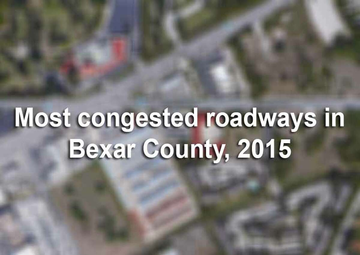 The Texas Department of Transportation has released its annual report on the top 100 congested roadways in the state.Click through the gallery to see the 13 worst San Antonio spots for traffic jams on the list.