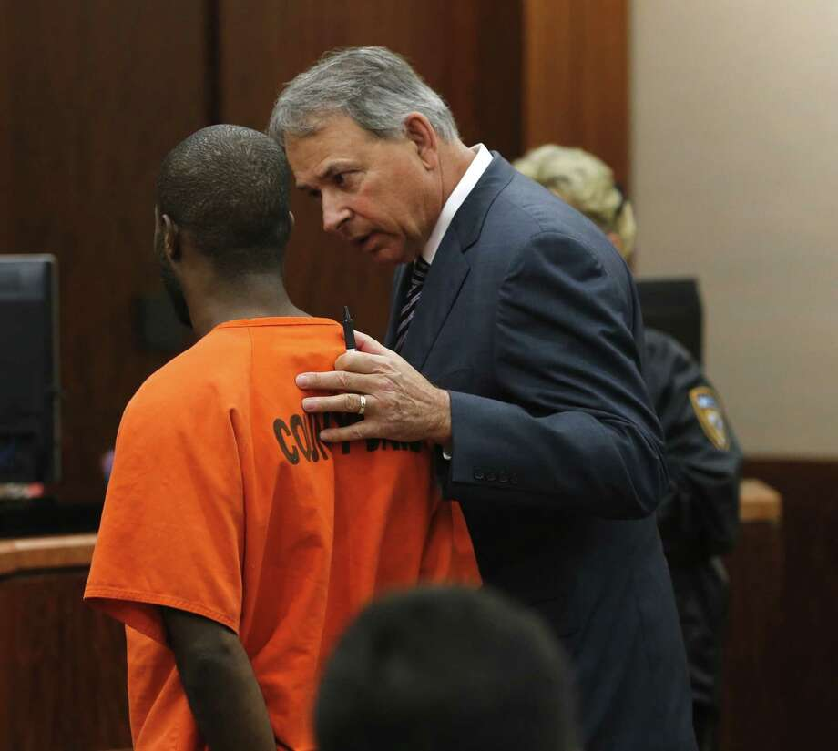 Person of interest in judge's shooting says he is innocent in