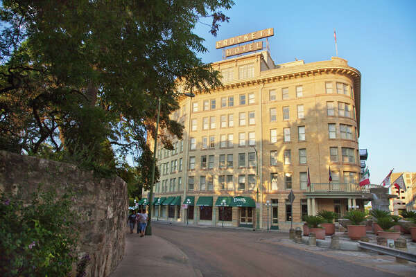 The Crockett Hotel on Bonham Street is just steps from The Alamo.   CLICK HERE to Book Now!