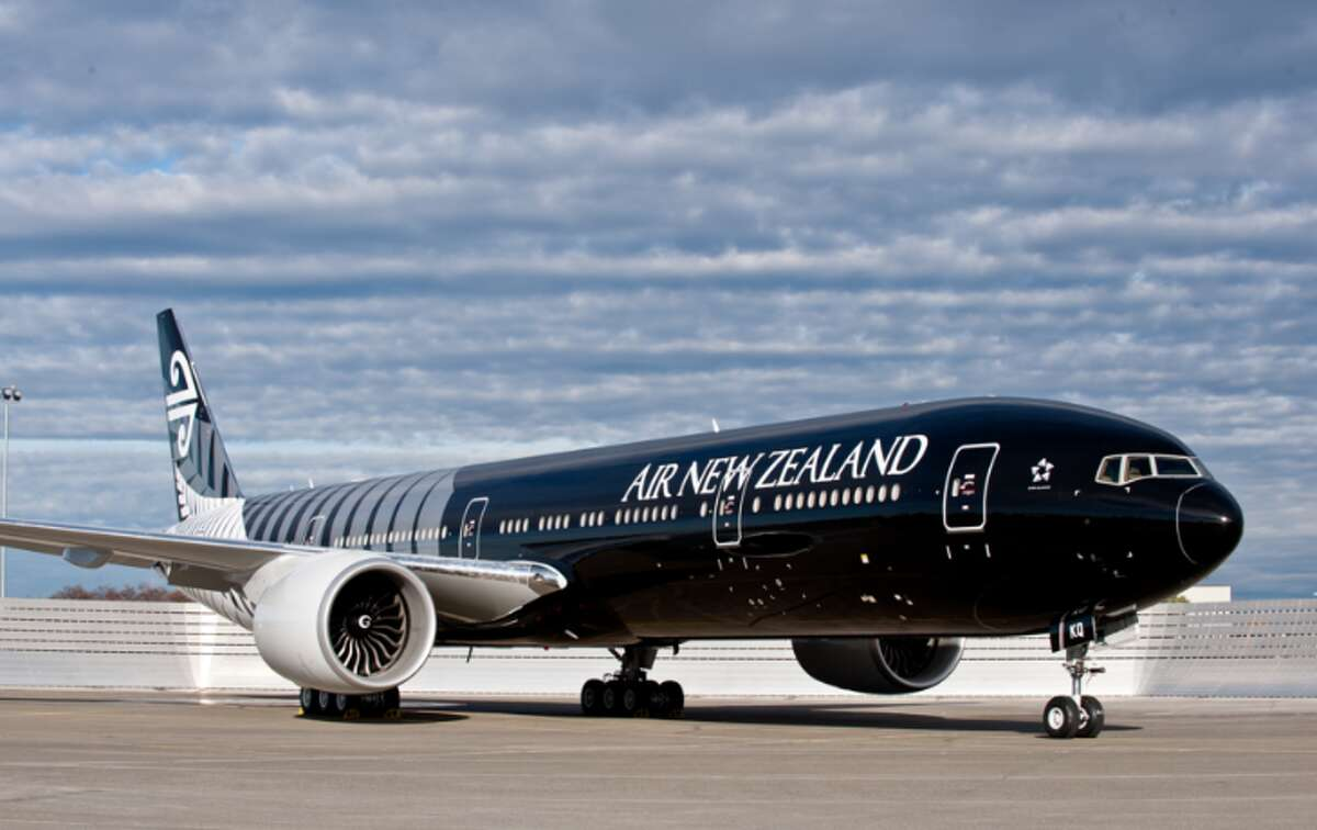 And here's the best of the rest, in alphabetical order ... Air New Zealand.