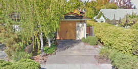 A one-bedroom, one-bath 670-square-foot cottage at 1120 S. California Ave. in Palo Alto, Calif., hit the market at $1.395 million on Oct. 30, 2015.