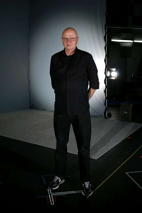 Dennis Muren in a studio at Industrial Light & Magic in San Francisco, California, on Wednesday, Nov. 11, 2015. Photo: Connor Radnovich, The Chronicle