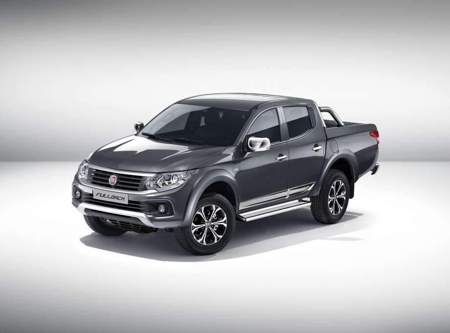The 2016 Fiat Fullback is set to launch next fall in Europe, Asia and Africa. Photo: Fiat