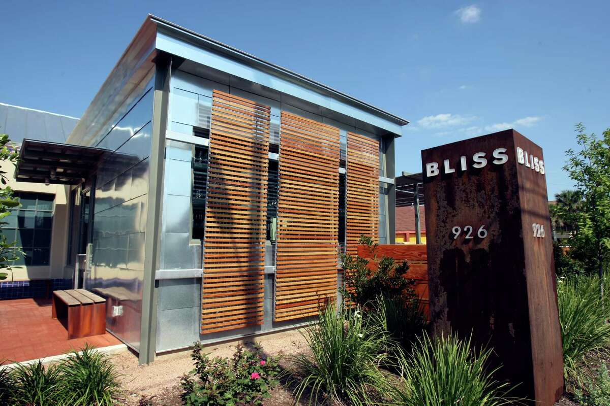Exterior of Bliss