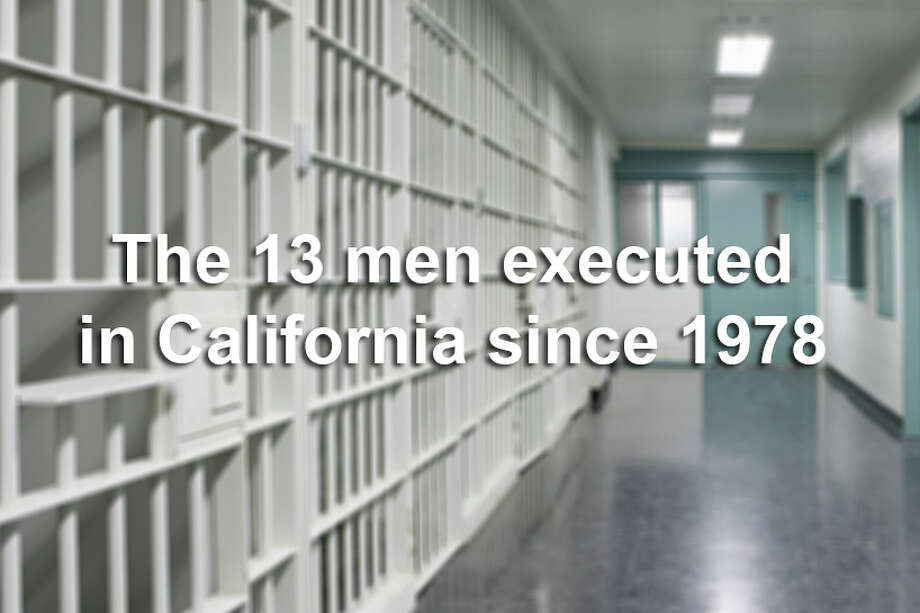 While hundreds sit on California's Death Row, only 13 have been executed since California reinstated the death penalty in 1978. Photo: Getty Images / (c) Image Source