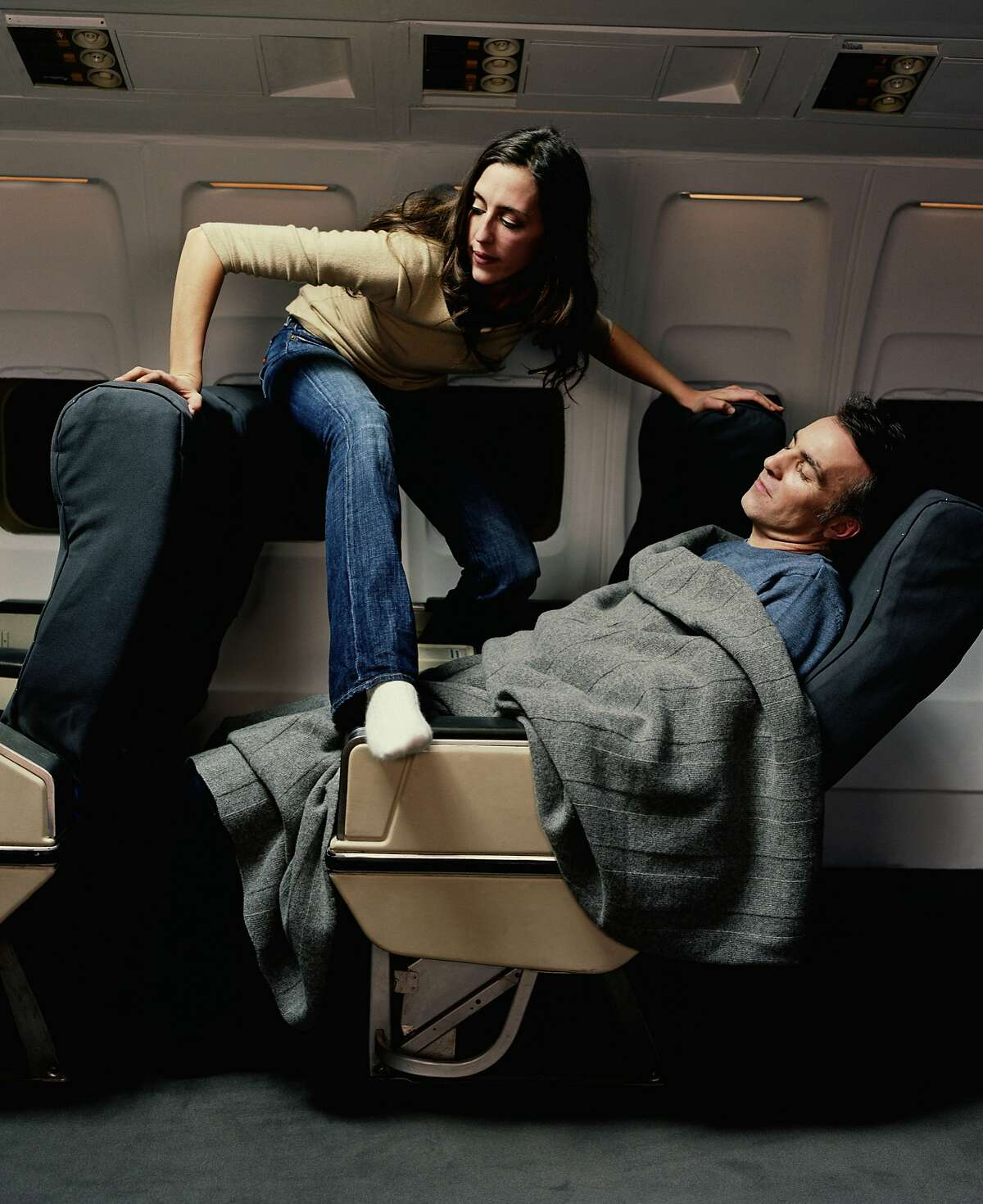 17. The Seat Switcher (cited by 13% of respondents): Always on the lookout to move to an empty or semi-empty row. But with so many flights overbooked, this species may soon be endangered.