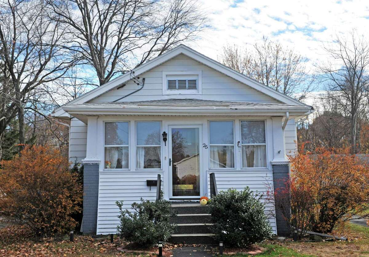 Homes by Sears : The house a 25 Wilkins Ave., Colonie is the Sears' Hampton model. The only change since it was built in the mid-1920s is the enclosed porch.