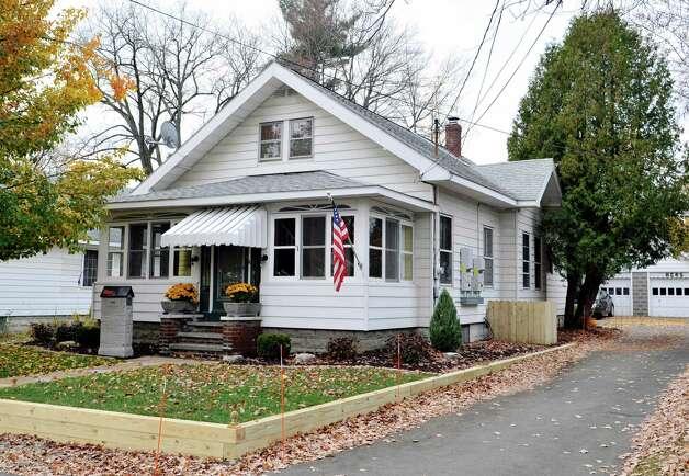 A view of aSears & Roebuck home at 27 Van Buren Ave., on Thursday, Nov. 5, 2015, in Albany, N.Y.  (Paul Buckowski / Times Union) Photo: PAUL BUCKOWSKI / 00034095B